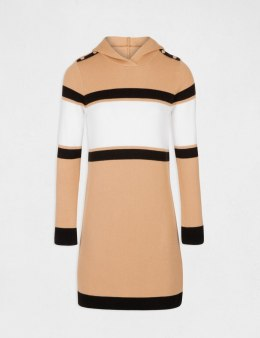Morgan Dress RMEG.N CAMEL
