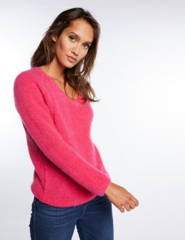 Morgan Sweater MATILD.P FUCHSIA