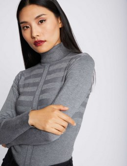 Morgan Sweater MENTOS.M GRIS ANTHRACIT