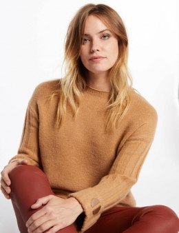 Morgan Sweater MHELE.P CAMEL