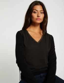 Morgan Sweater MOTO.N NOIR