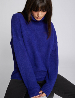 Morgan Sweater MOUFLE.N ULTRA BLEU
