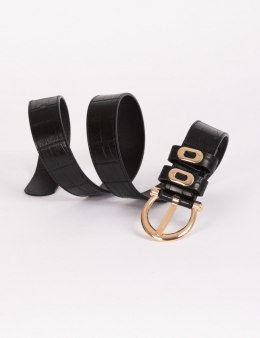 Morgan Belt 3CARI.N NOIR