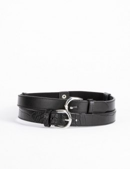 Morgan Belt 3DUO.N NOIR