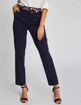 Morgan Pants PELOA.F MARINE
