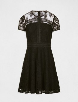 Morgan Dress RBETTY.P NOIR