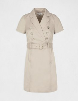 Morgan Dress RIVIA.N BEIGE