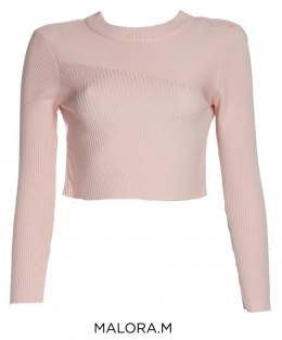 Morgan Sweater MALORA.M ROSE PALE