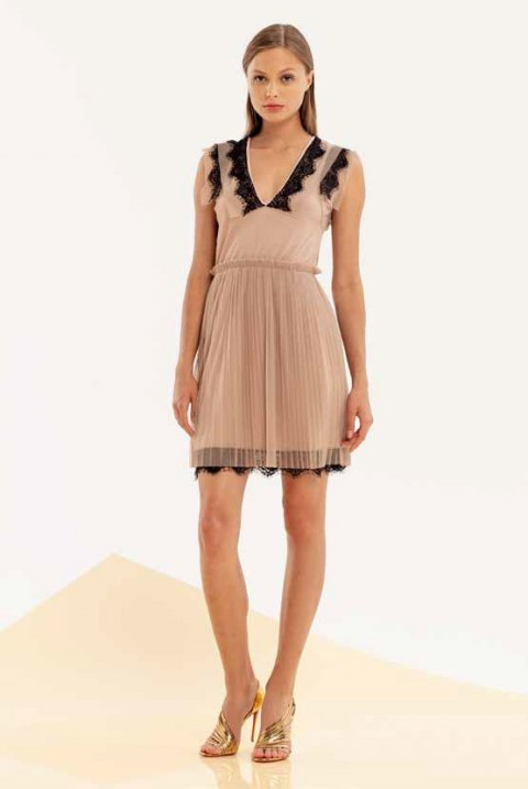 XT STUDIO Dress 630 NUDE