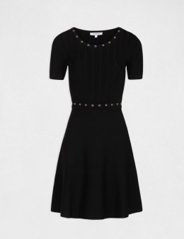Morgan Dress RMIGA.N NOIR
