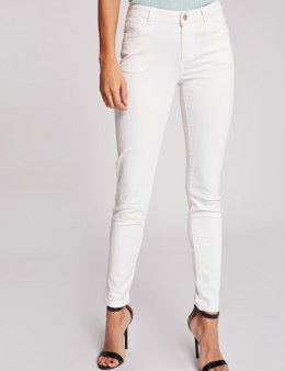 Morgan Pants PETRA.N OFF WHITE