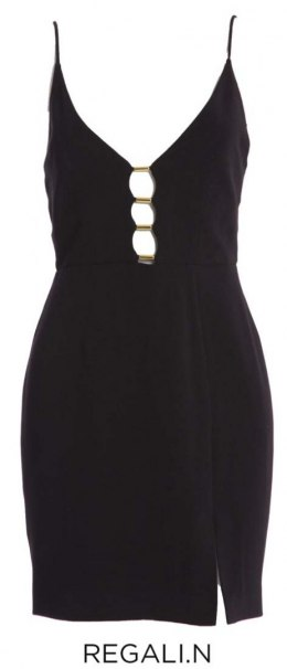 Morgan Dress REGALI.N NOIR