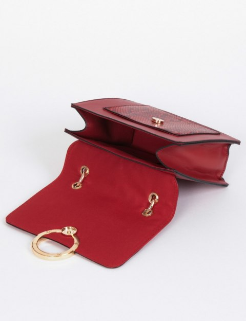 Morgan Handbag 2CARTA.W ROUGE