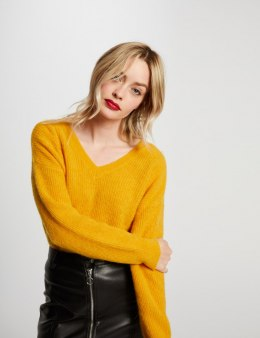 Morgan Sweater MATILDA TOURNESOL