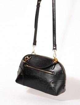 Morgan Handbag 2BOLLO NOIR