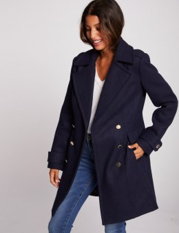 Morgan Coat GENEPI.N MARINE