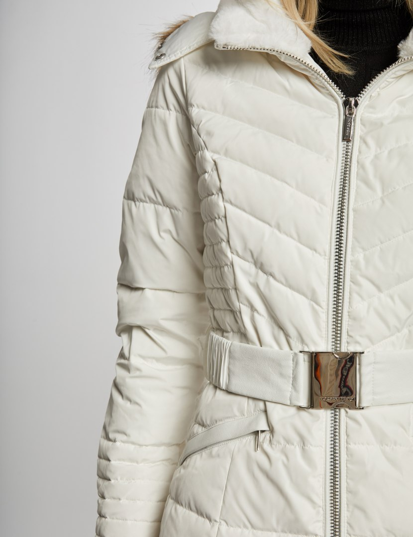 Morgan Jacket GIRO.N OFF WHITE