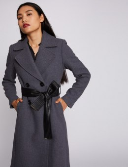 Morgan Coat GMIMA GRIS
