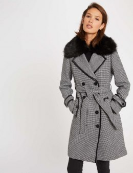 Morgan Coat GPLUS NOIR