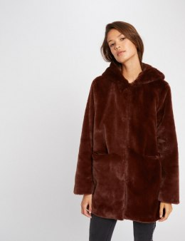 Morgan Coat GRIZLY.P CHOCO