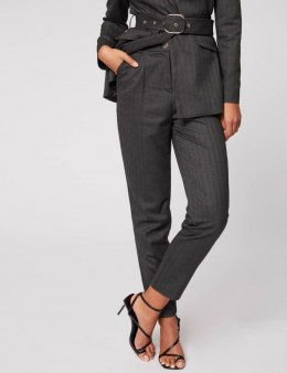 Morgan Pants PALMA.F GRIS ANTRACIT