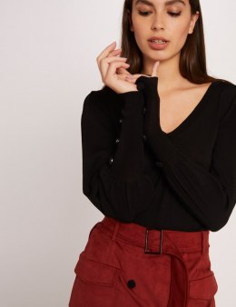 Morgan Sweater MANUELA NOIR