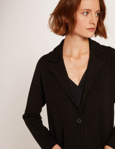 Morgan Sweater MTESS NOIR