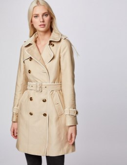 Morgan Coat GINKO BEIGE