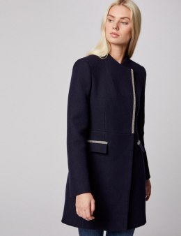 Morgan Coat GRIOTTE MARINE