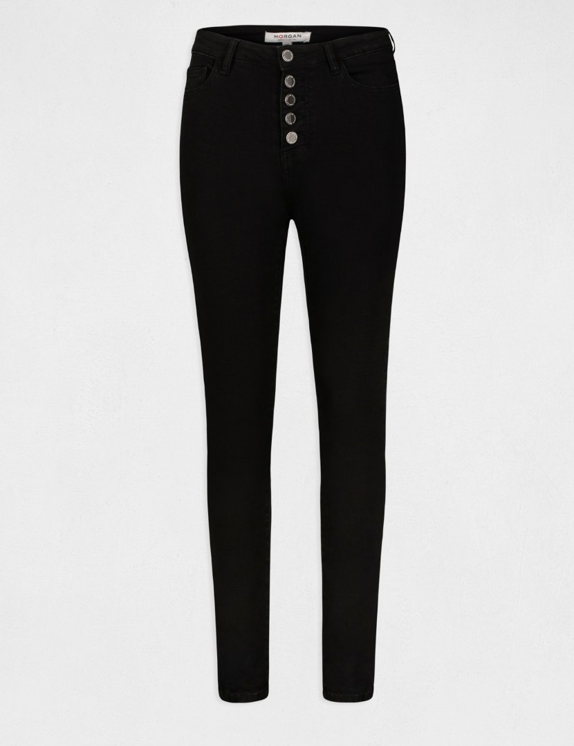 Morgan Pants PBLACK NOIR