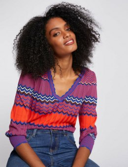 Morgan Sweater MGOGO ORANGE