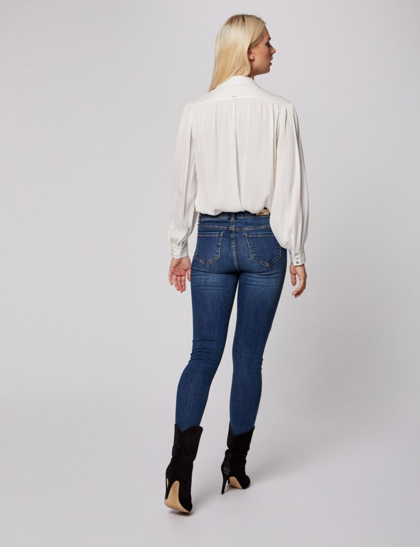 Morgan Shirt CHALALA OFF WHITE