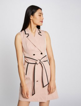 Morgan Dress RPINK VIEUX ROSE